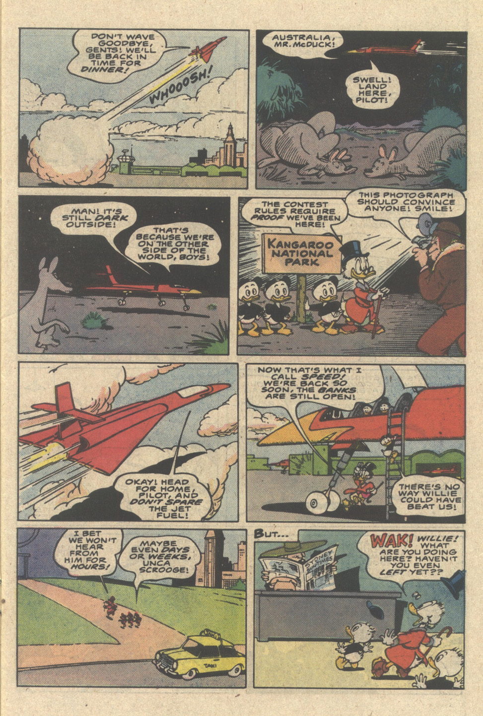 Read online Uncle Scrooge (1953) comic -  Issue #218 - 7