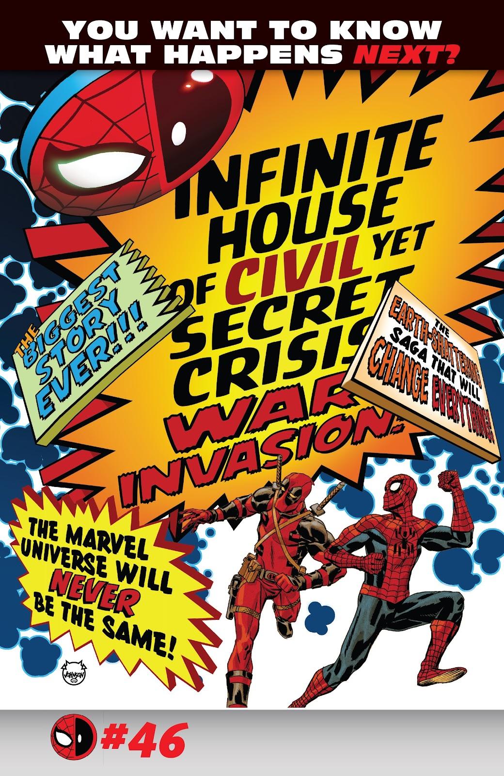 Read online Spider-Man/Deadpool comic -  Issue #45 - 23