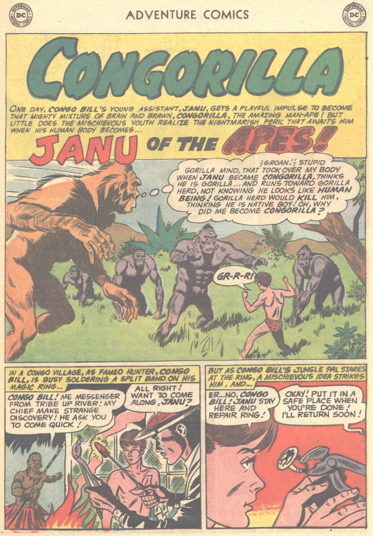 Read online Adventure Comics (1938) comic -  Issue #278 - 17