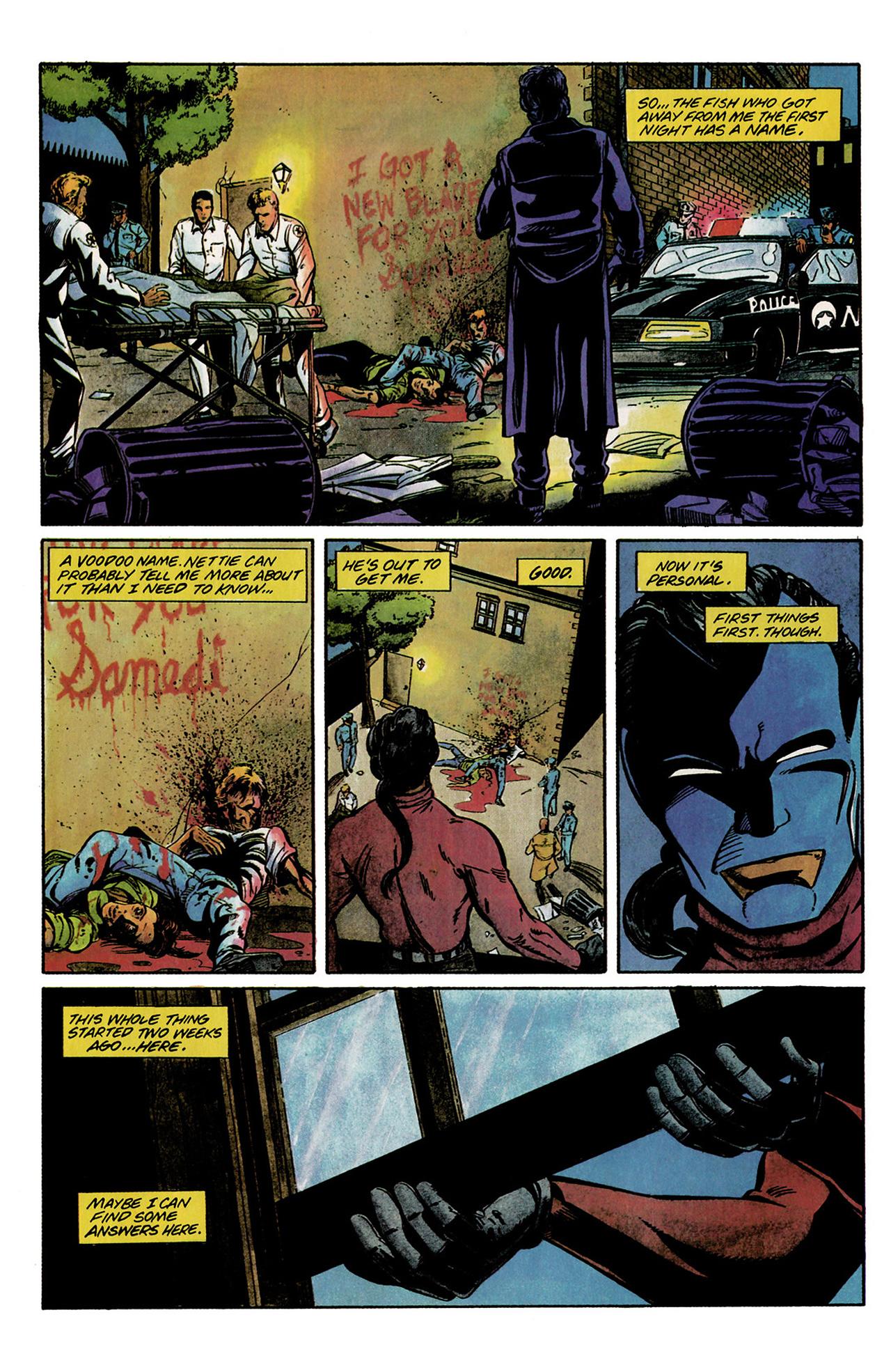 Read online Shadowman (1992) comic -  Issue #2 - 12