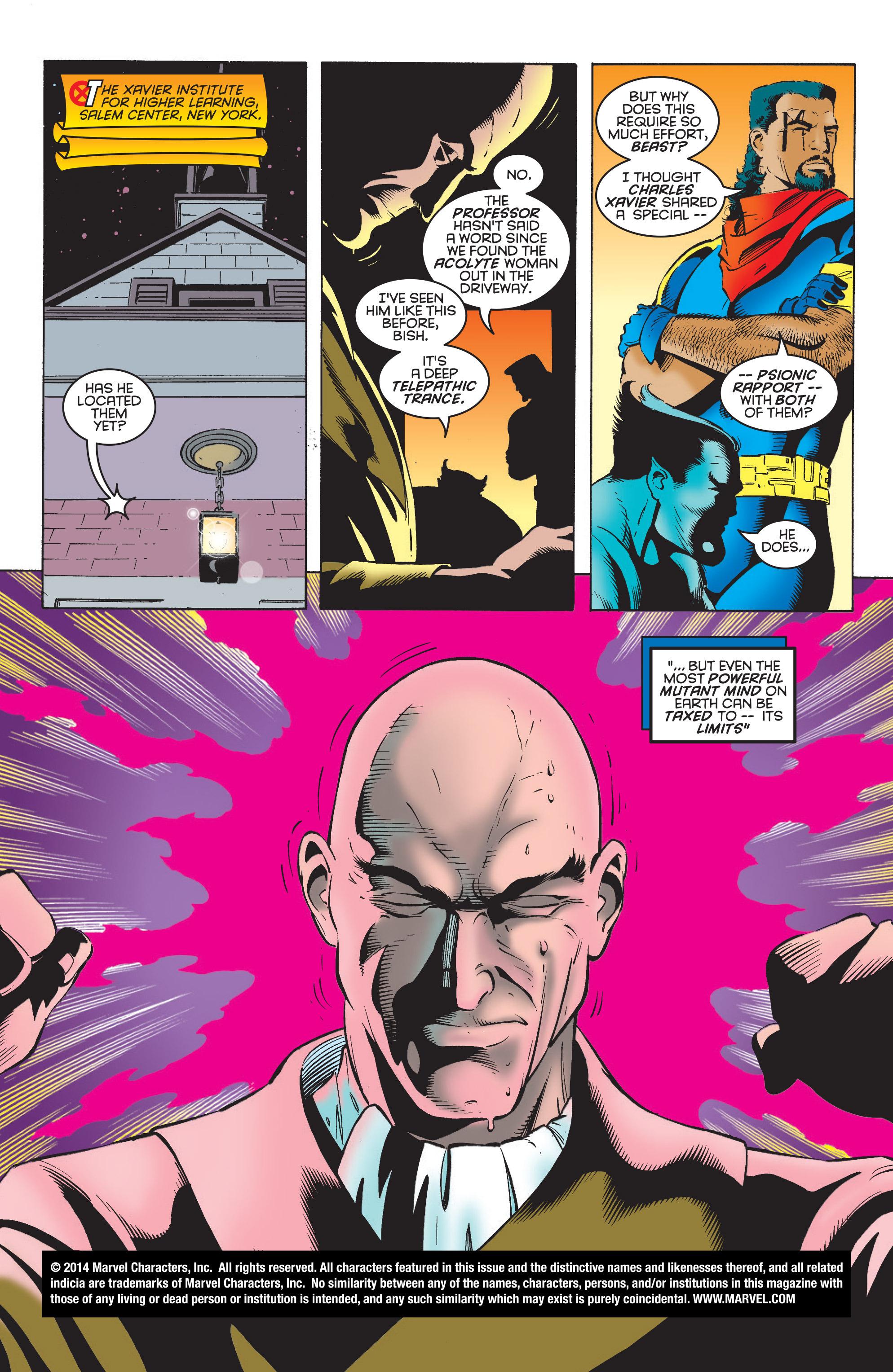 X-Men (1991) 43 Page 1