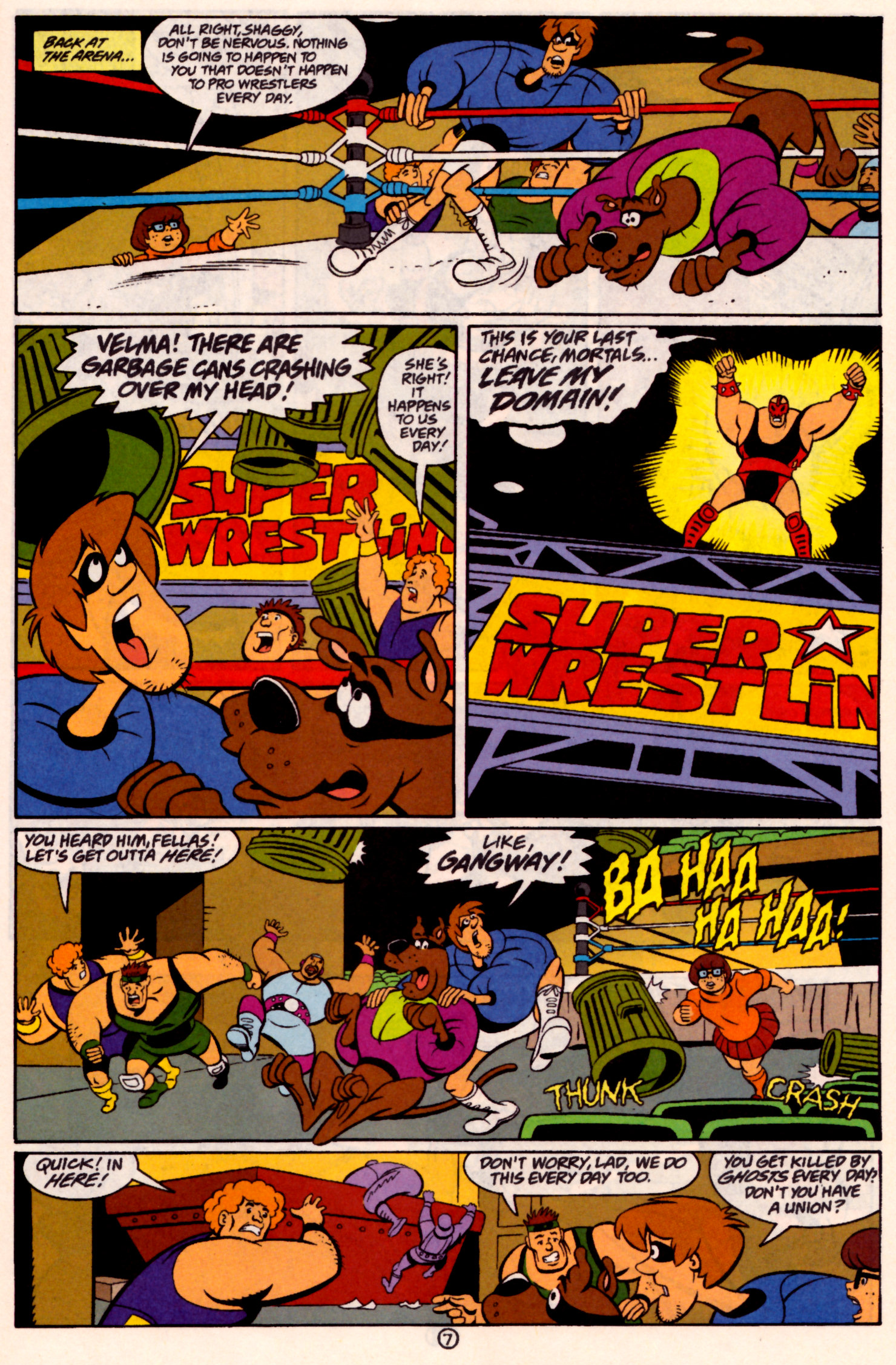 Read online Scooby-Doo (1997) comic -  Issue #31 - 8