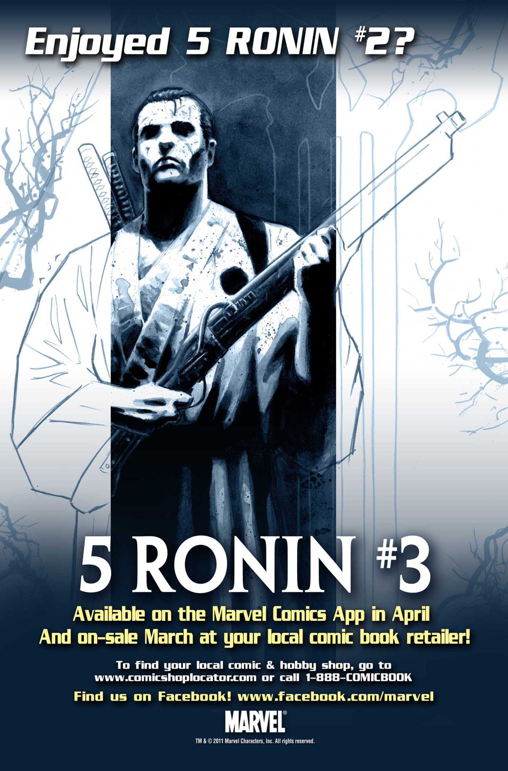 Read online 5 Ronin (2011) comic -  Issue #2 - 26