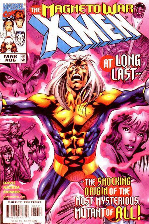 X-Men (1991) 86 Page 0