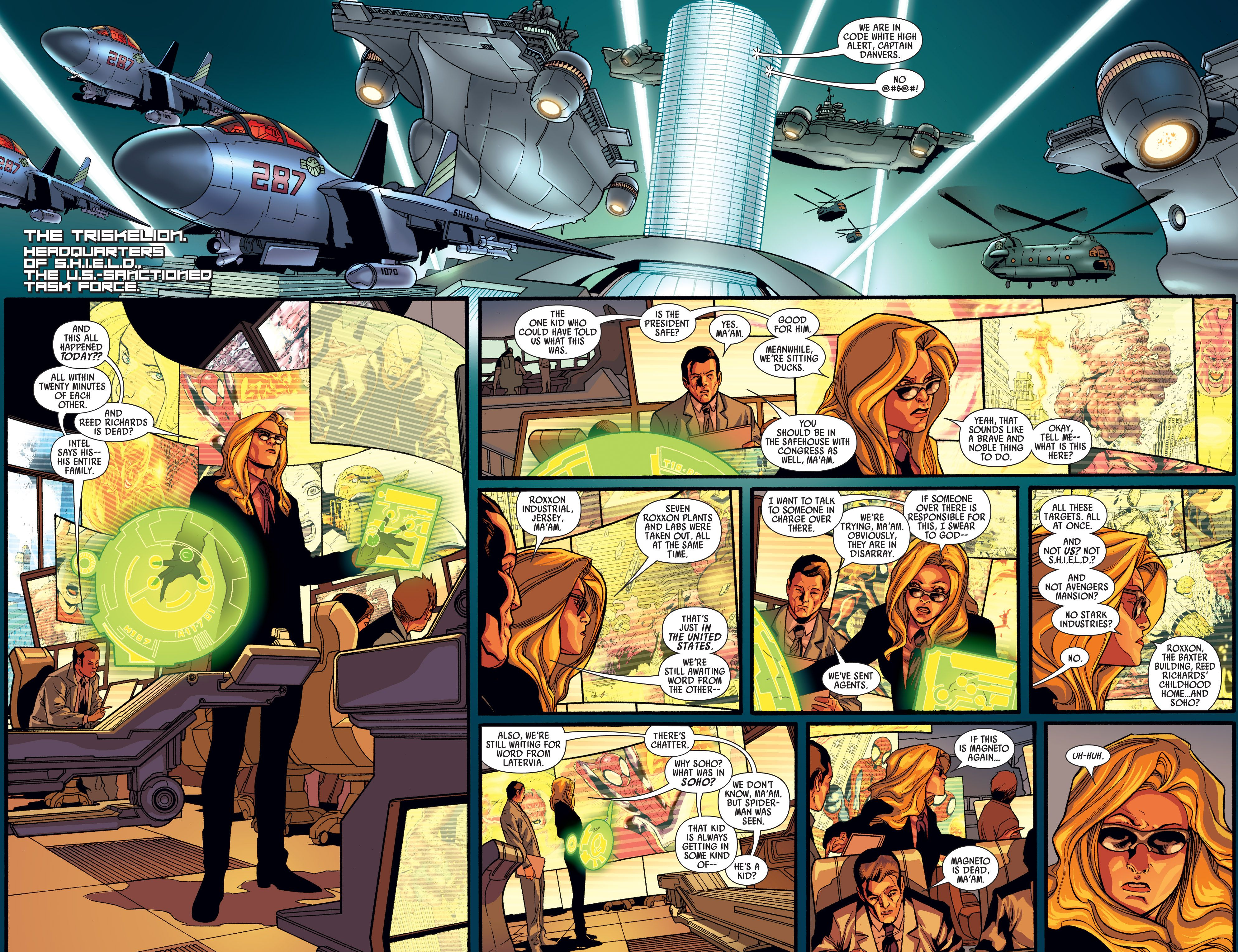Read online Ultimate Comics Doomsday comic -  Issue # Full - 47