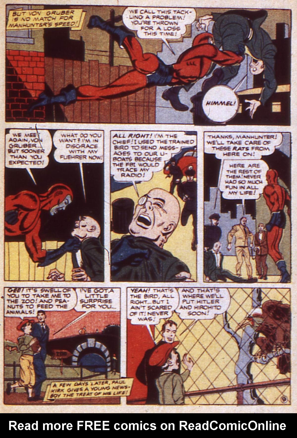 Read online Adventure Comics (1938) comic -  Issue #85 - 55