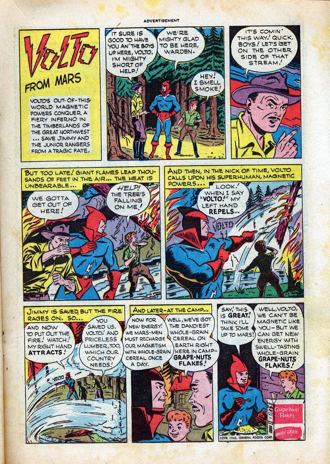 Read online Sensation (Mystery) Comics comic -  Issue #47 - 25