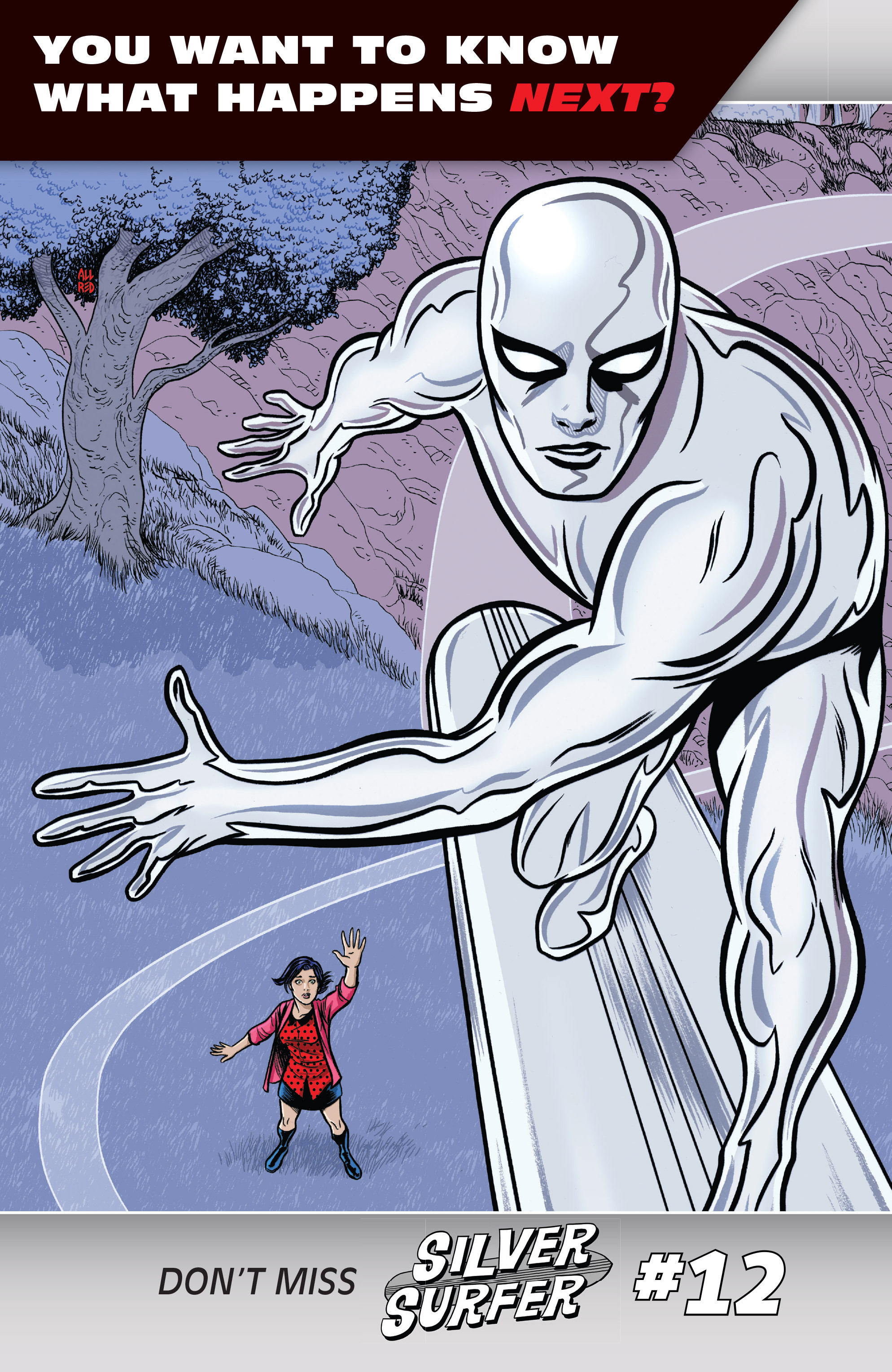 Read online Silver Surfer (2016) comic -  Issue #11 - 21