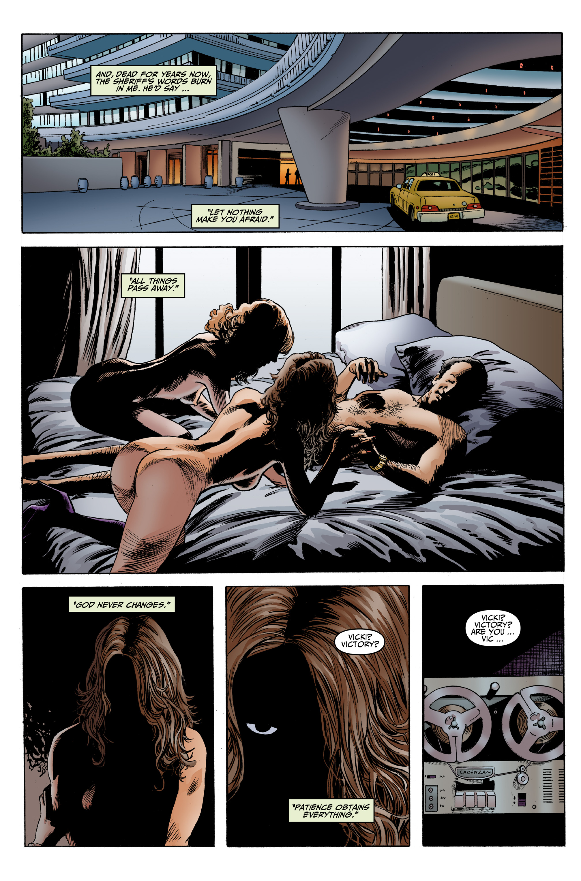 Read online Normandy Gold comic -  Issue #1 - 26