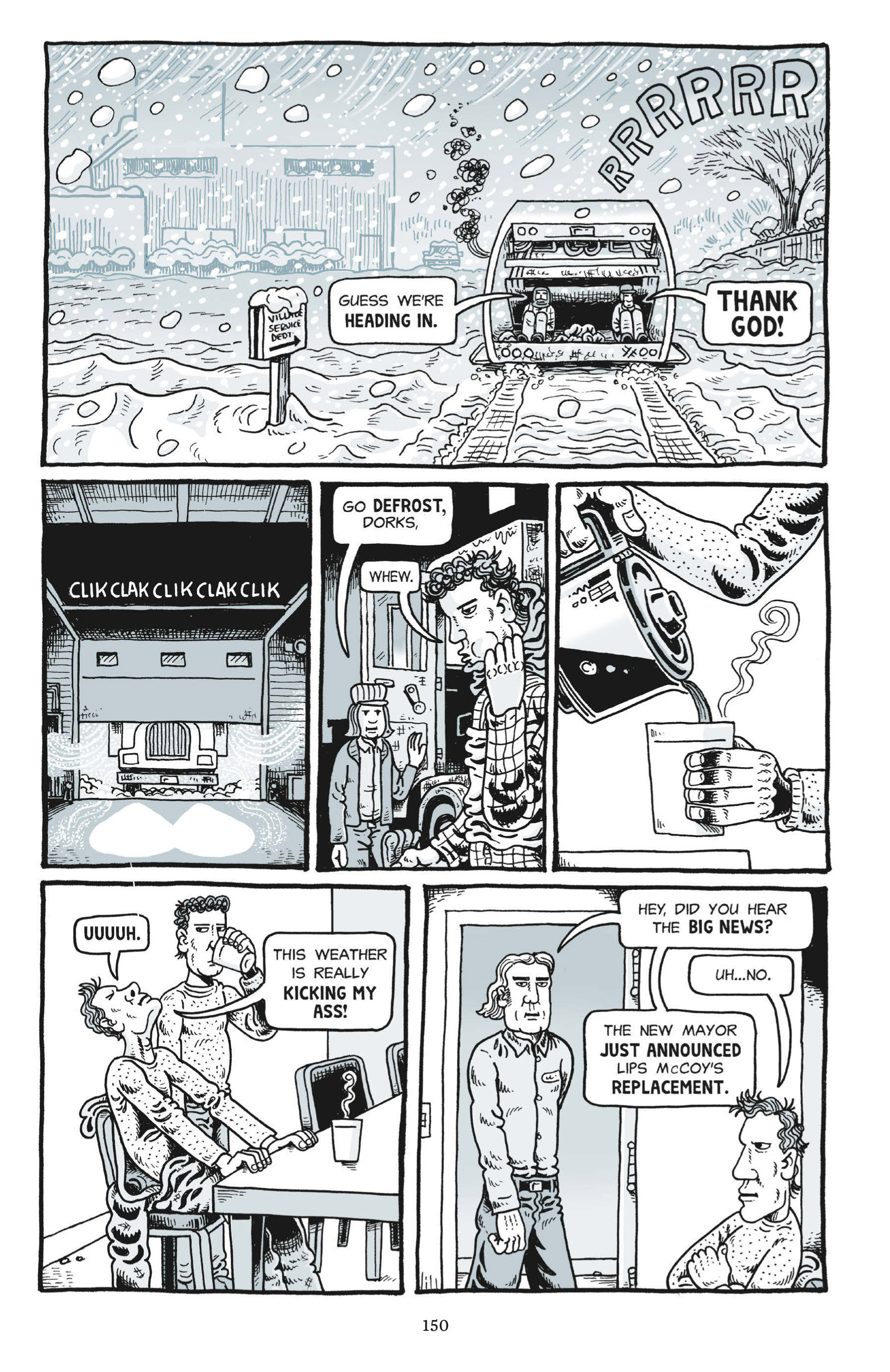 Read online Trashed comic -  Issue # Full - 144