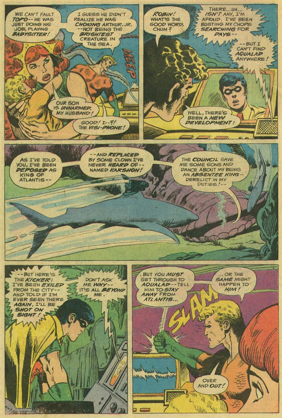 Read online Adventure Comics (1938) comic -  Issue #446 - 4