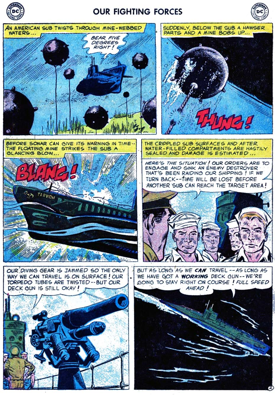 Our Fighting Forces (1954) issue 17 - Page 28