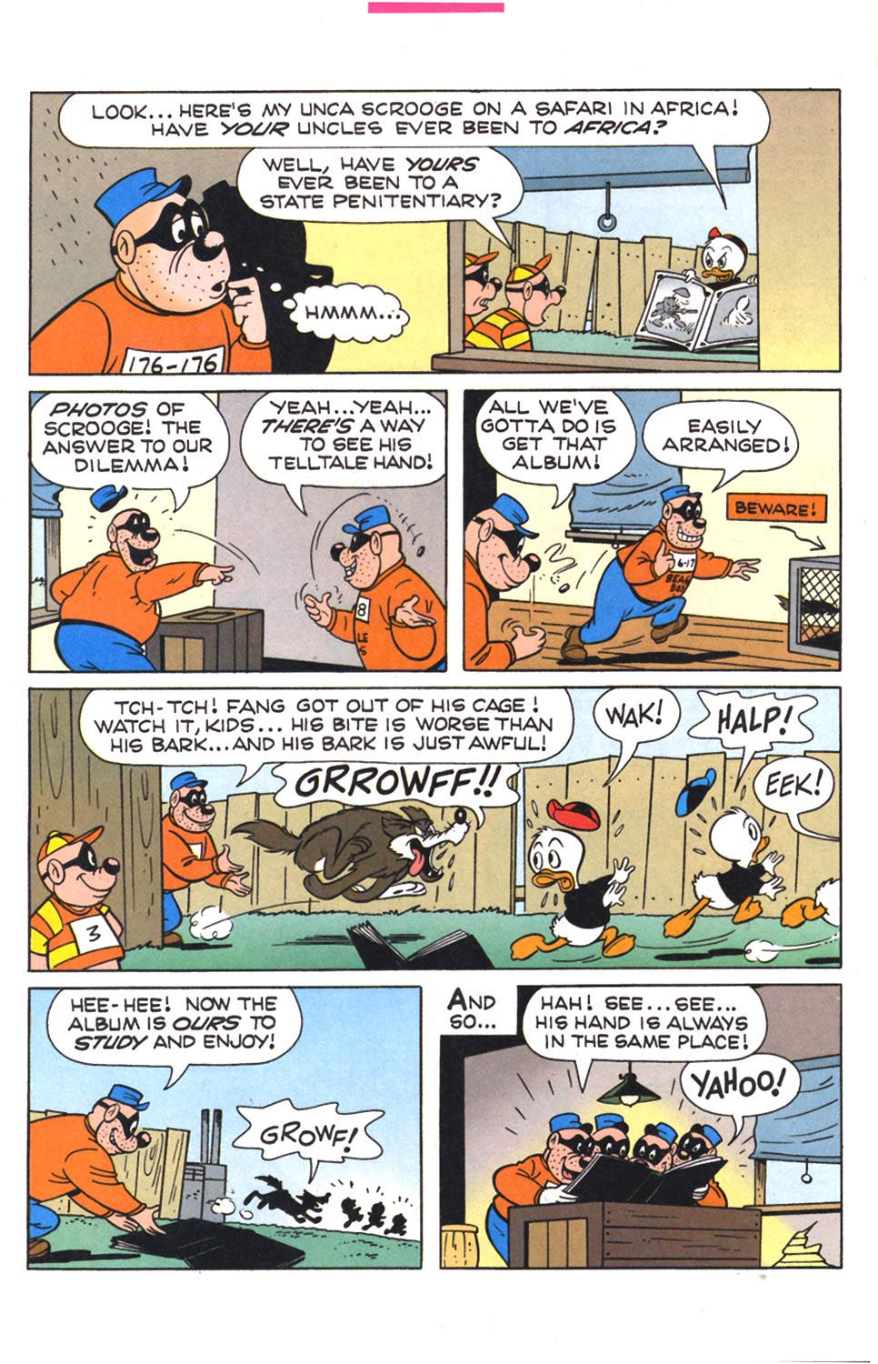 Read online Uncle Scrooge (1953) comic -  Issue #302 - 17
