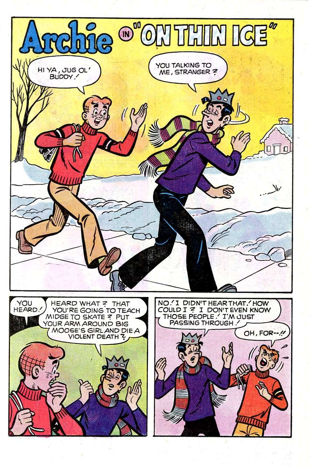Read online Archie (1960) comic -  Issue #252 - 13