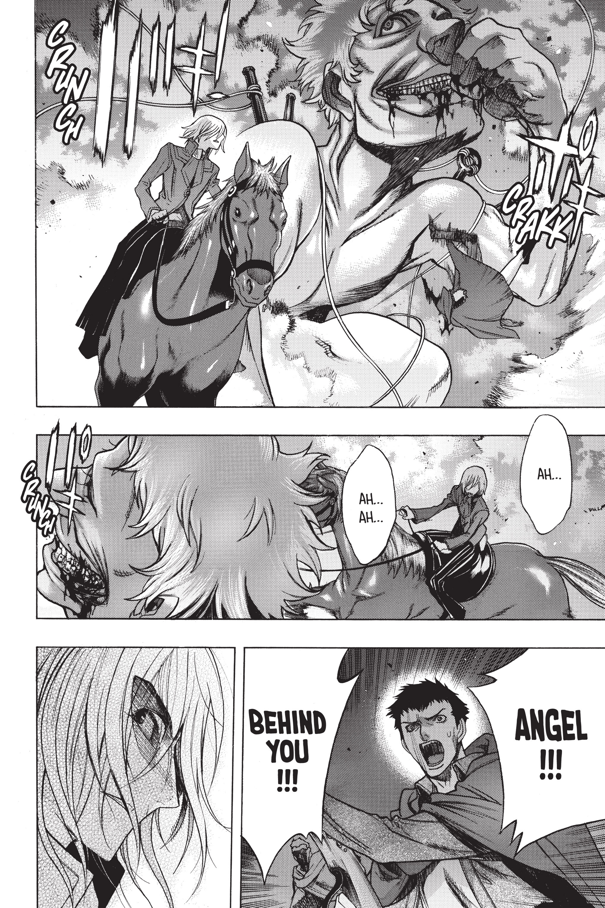 Read online Attack on Titan: Before the Fall comic -  Issue #5 - 194
