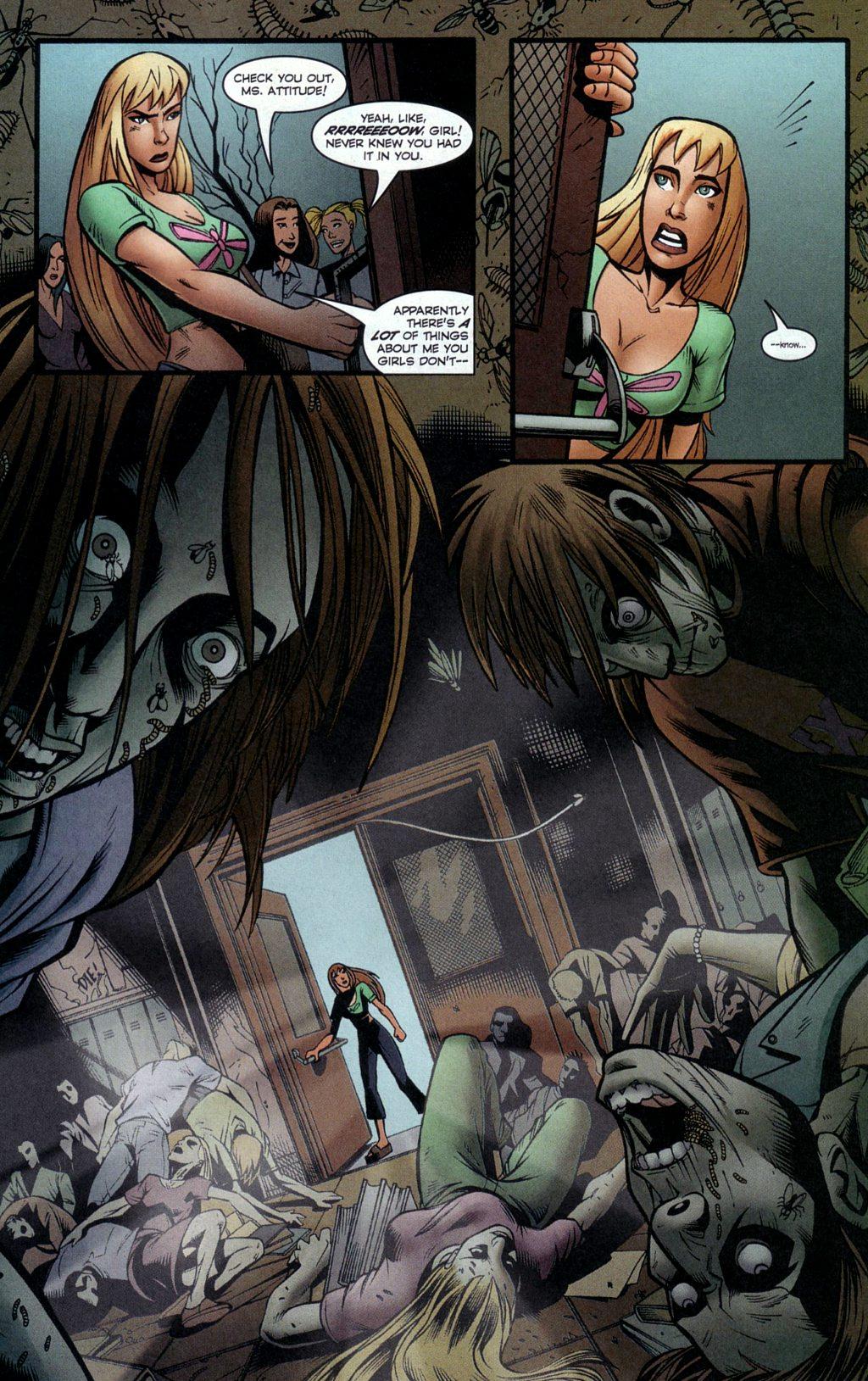 Read online Jezebelle comic -  Issue #2 - 14