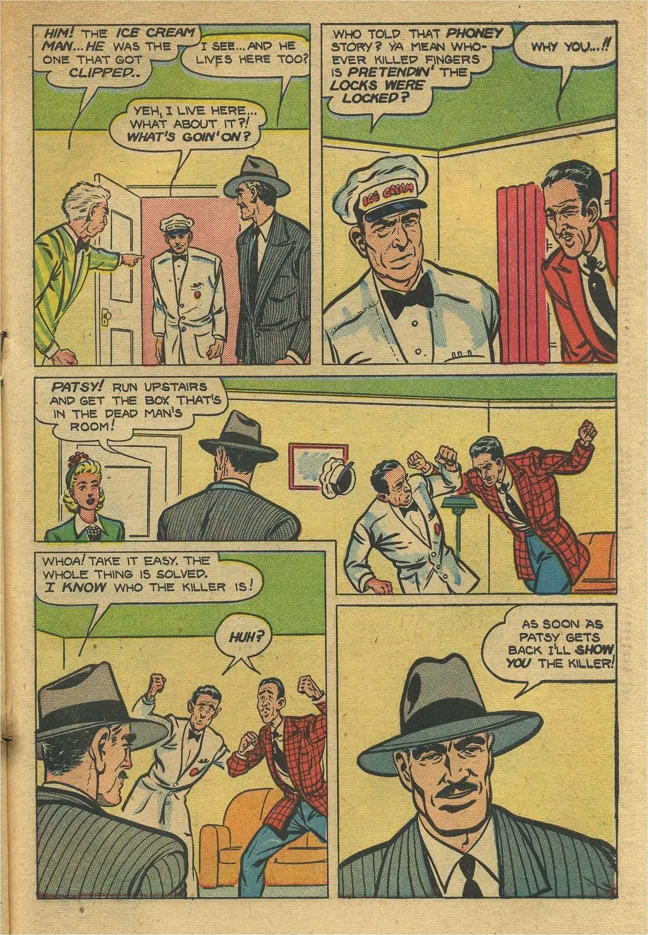 Read online Shadow Comics comic -  Issue #93 - 40