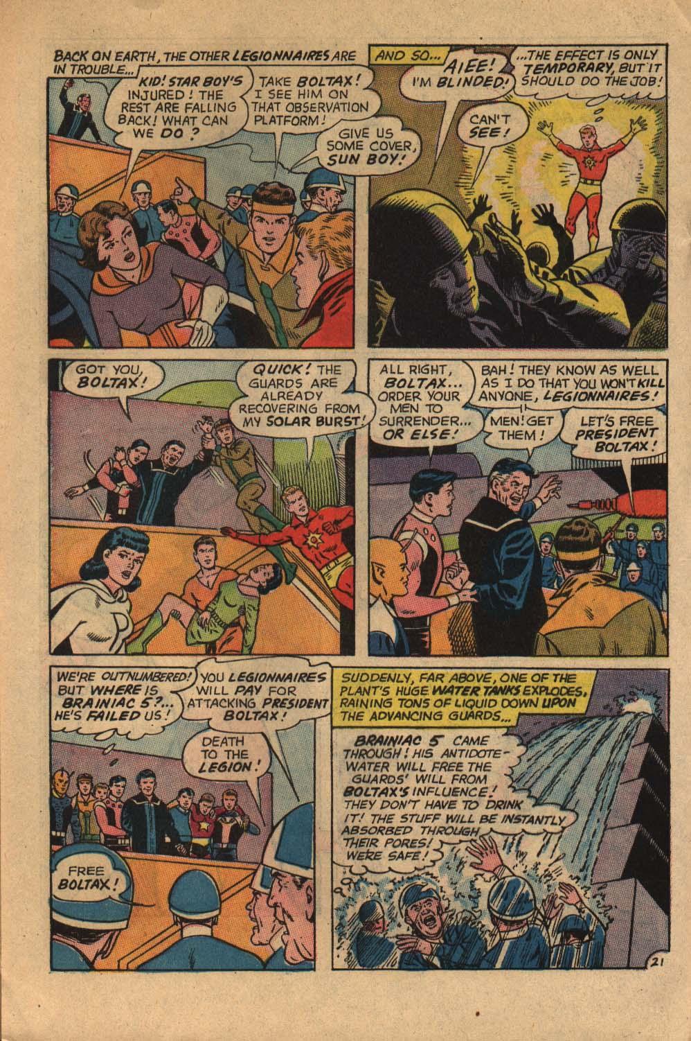 Read online Adventure Comics (1938) comic -  Issue #360 - 28