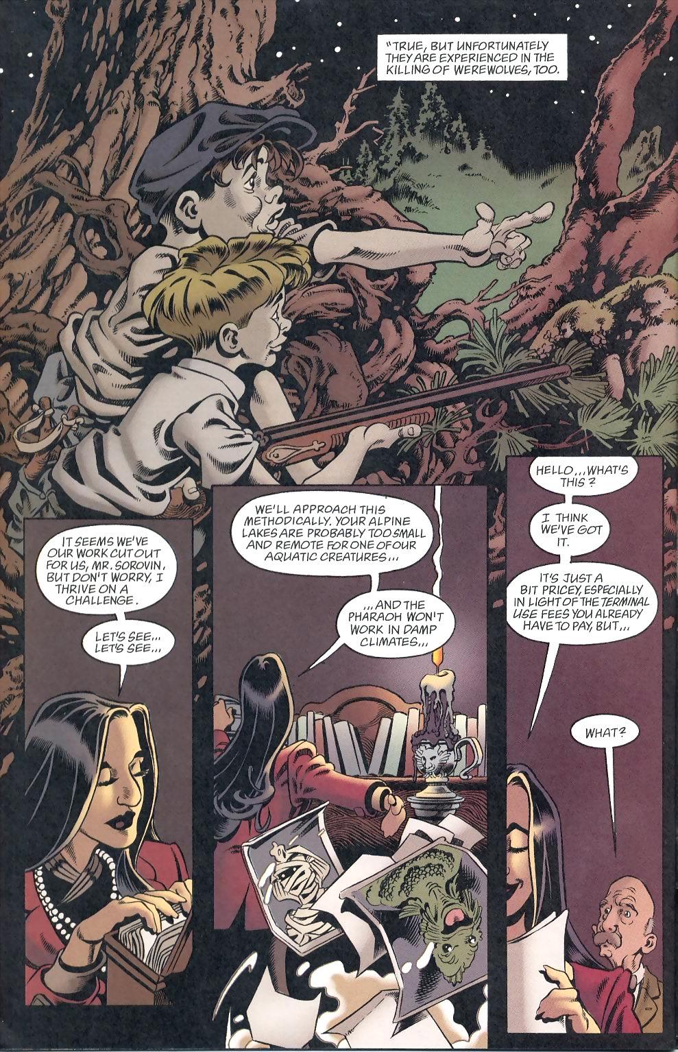Read online Flinch comic -  Issue #7 - 21