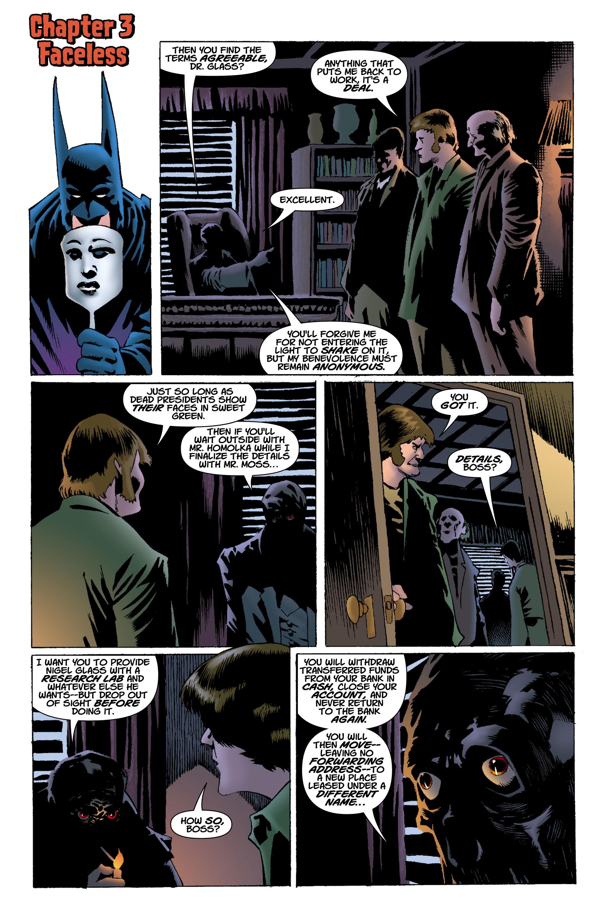 Read online Batman: Unseen comic -  Issue #1 - 8