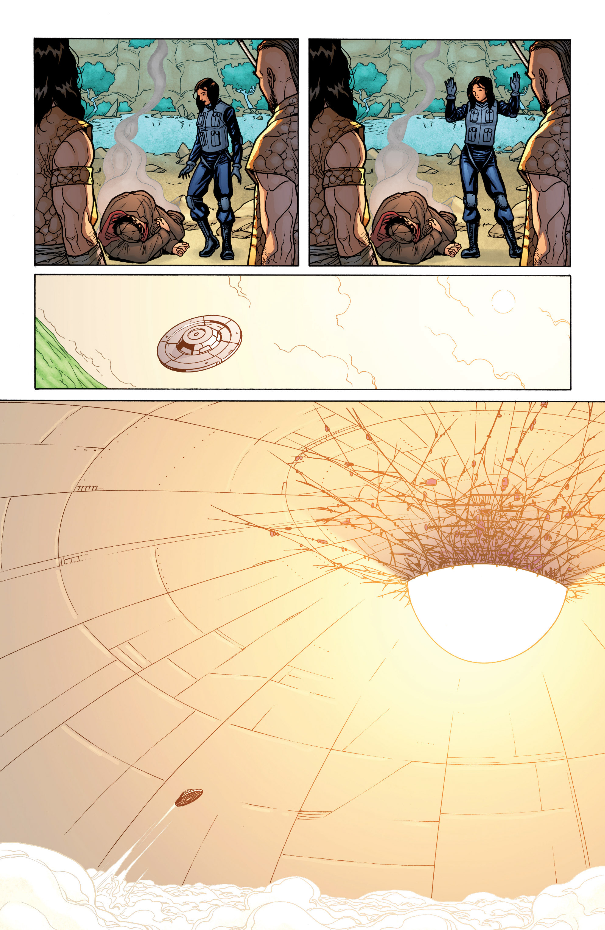 Read online Archer and Armstrong comic -  Issue #Archer and Armstrong _TPB 3 - 58