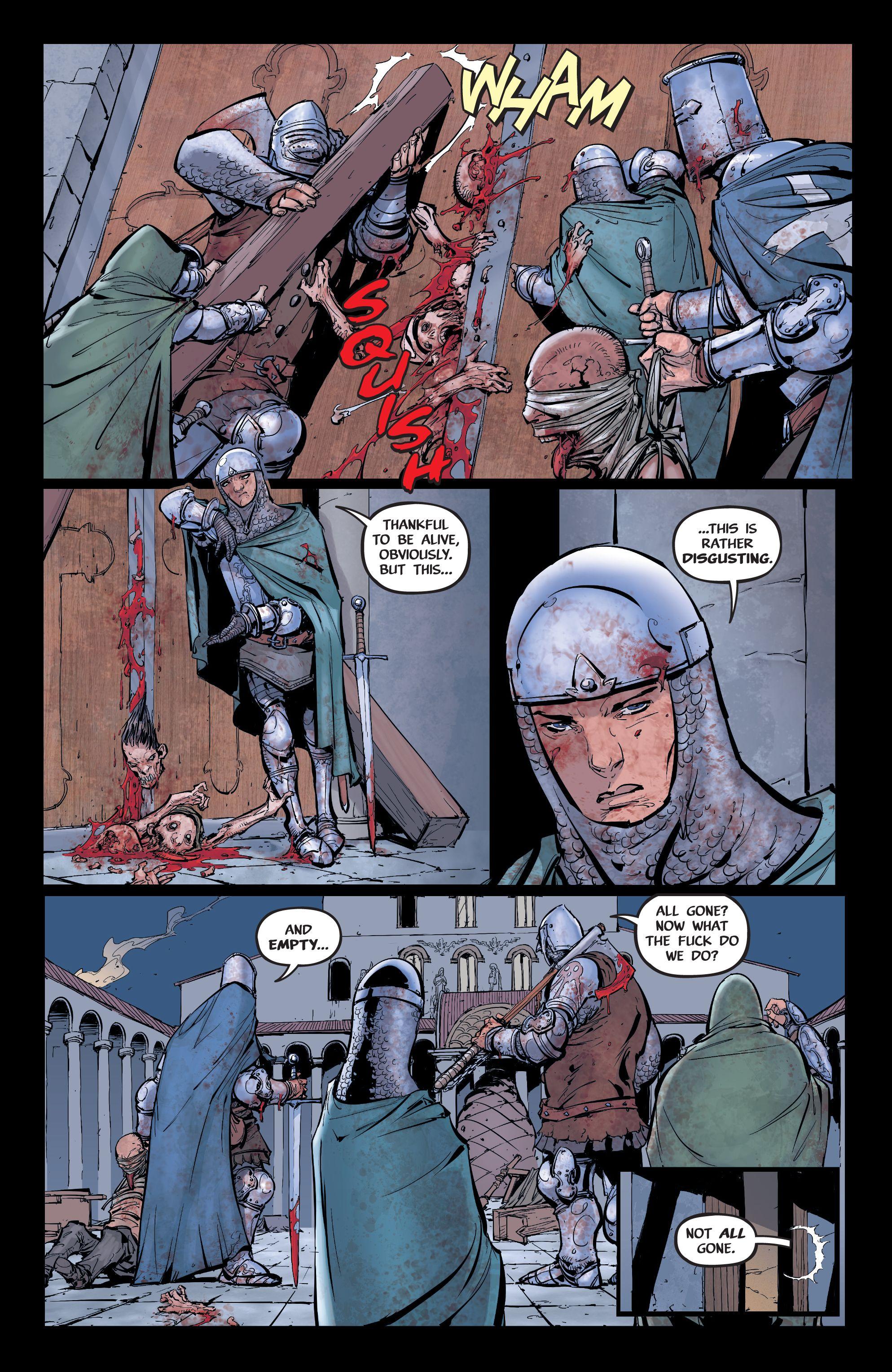 Read online Pestilence comic -  Issue #2 - 20