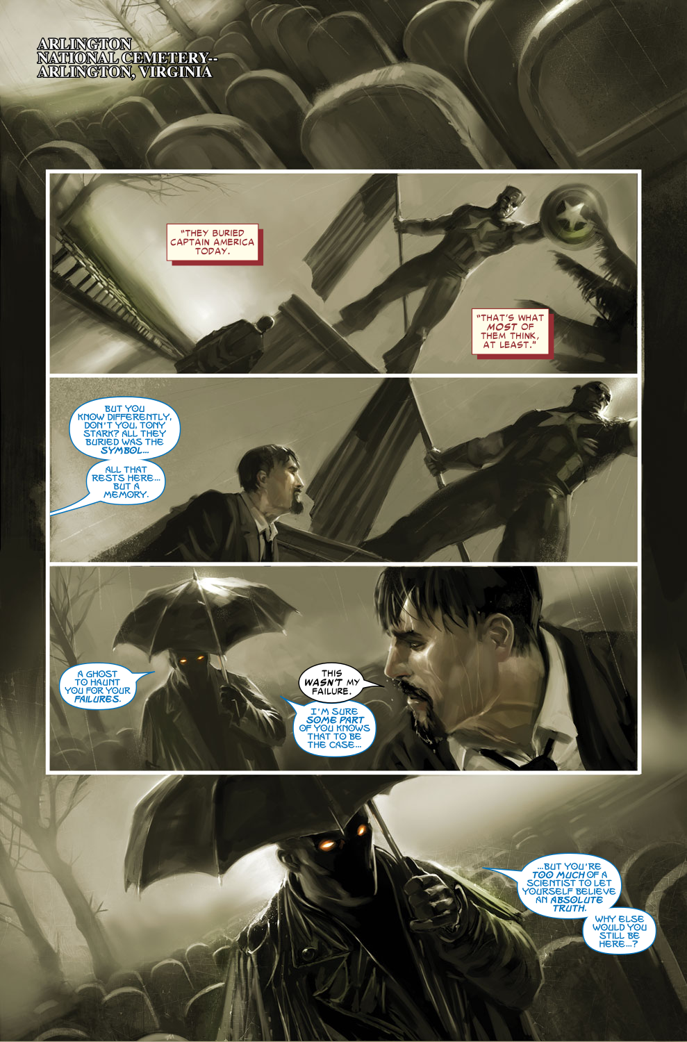 What If? Civil War issue Full - Page 3