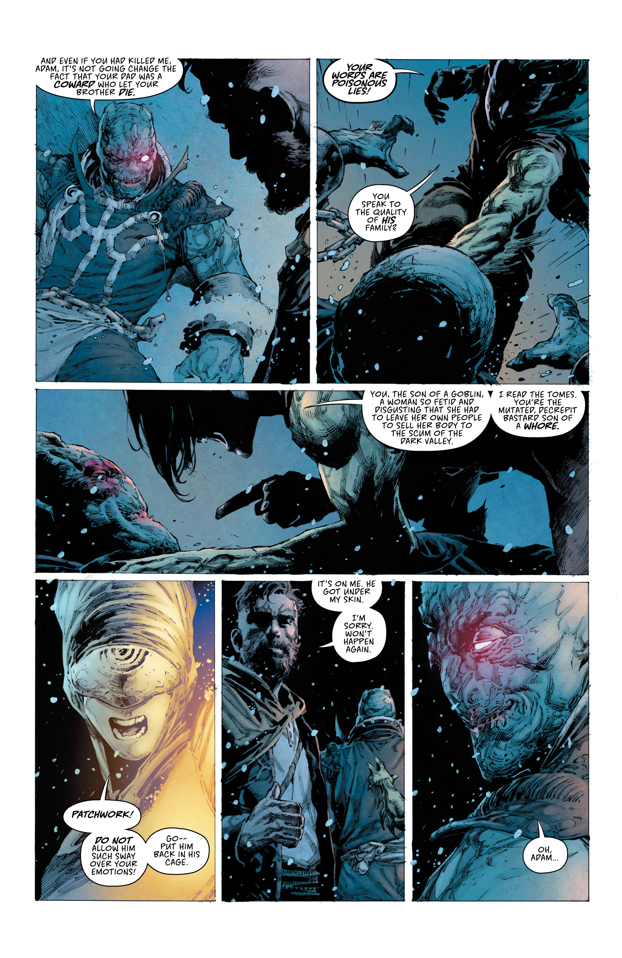 Read online Seven To Eternity comic -  Issue #4 - 15