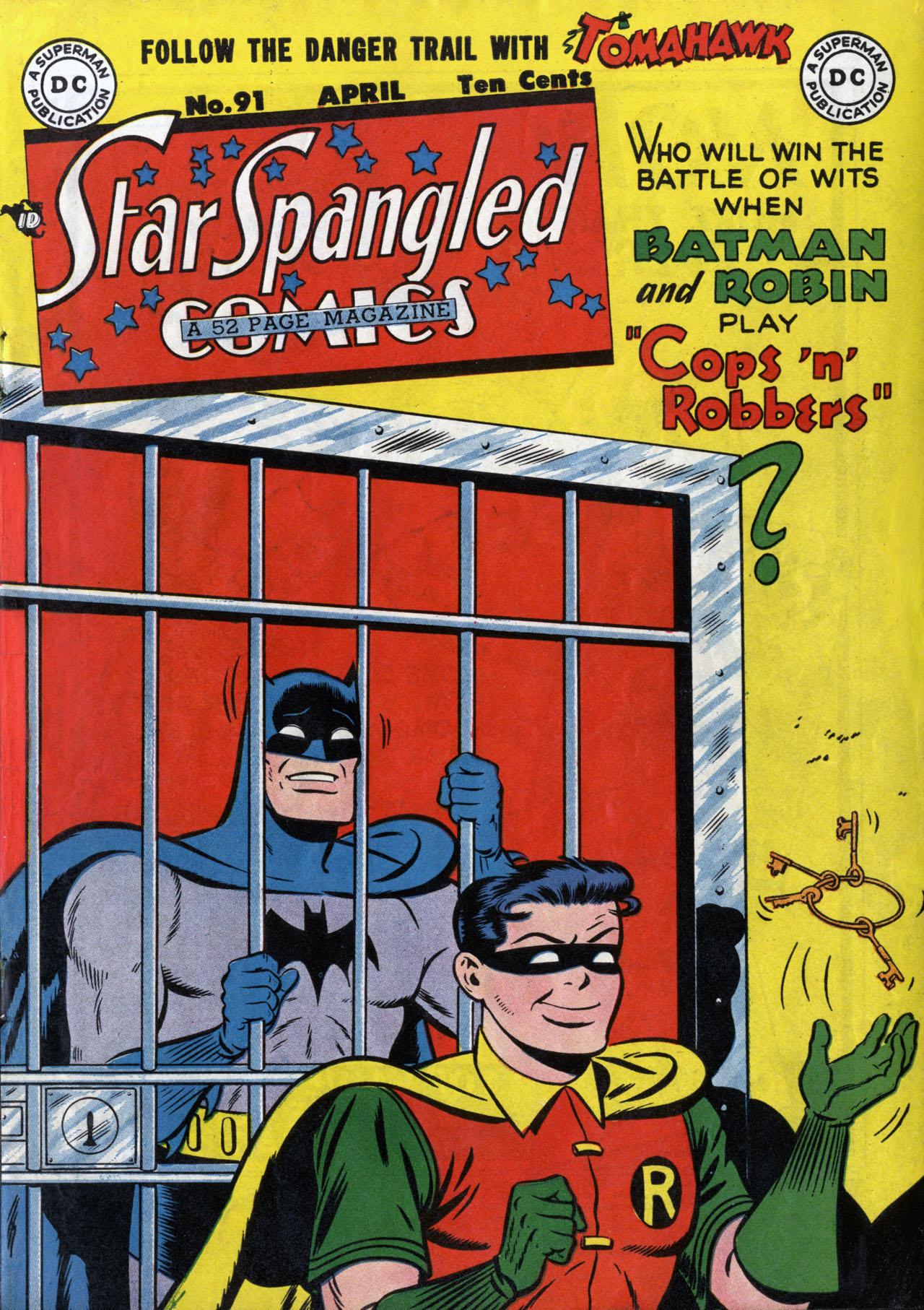 Star Spangled Comics (1941) 91 Page 1