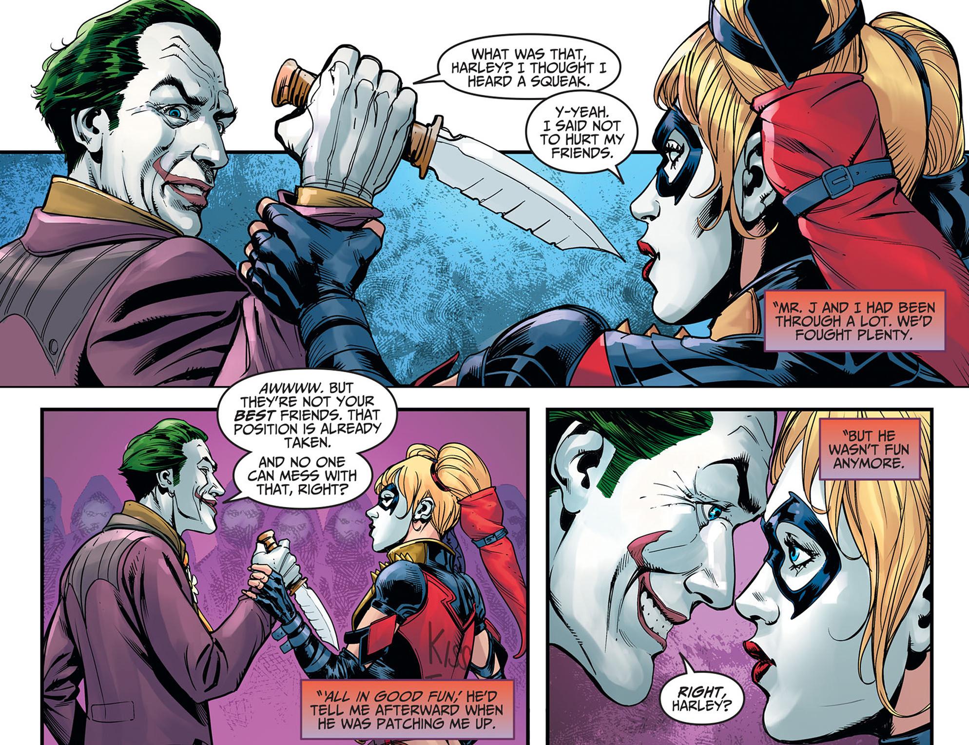 Read online Injustice: Ground Zero comic -  Issue #16 - 22