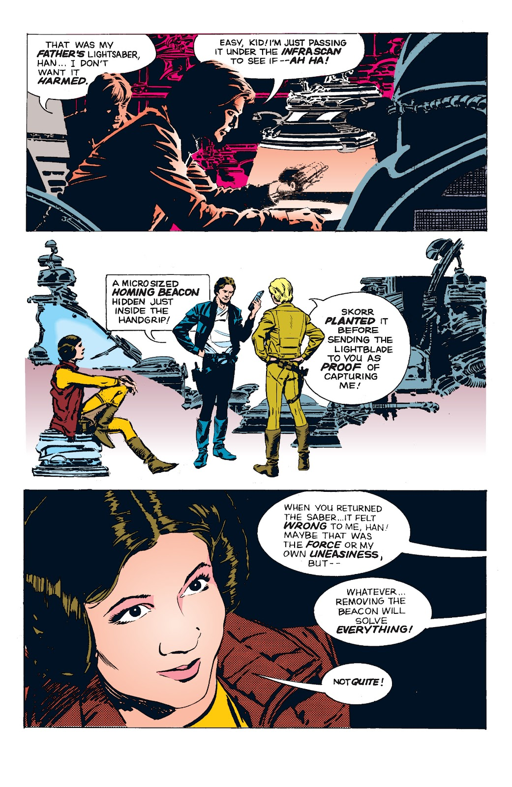 Read online Star Wars Legends: The Newspaper Strips - Epic Collection comic -  Issue # TPB (Part 5) - 20