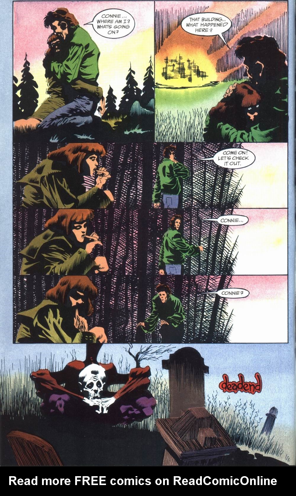 Read online Deadman: Love After Death comic -  Issue #2 - 50
