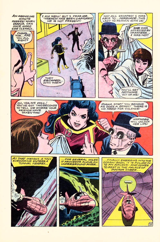 Read online Wonder Woman (1942) comic -  Issue #180 - 30
