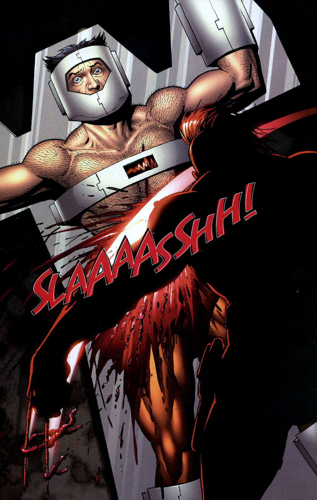 Read online Wolverine: Origins comic -  Issue #10 - 24