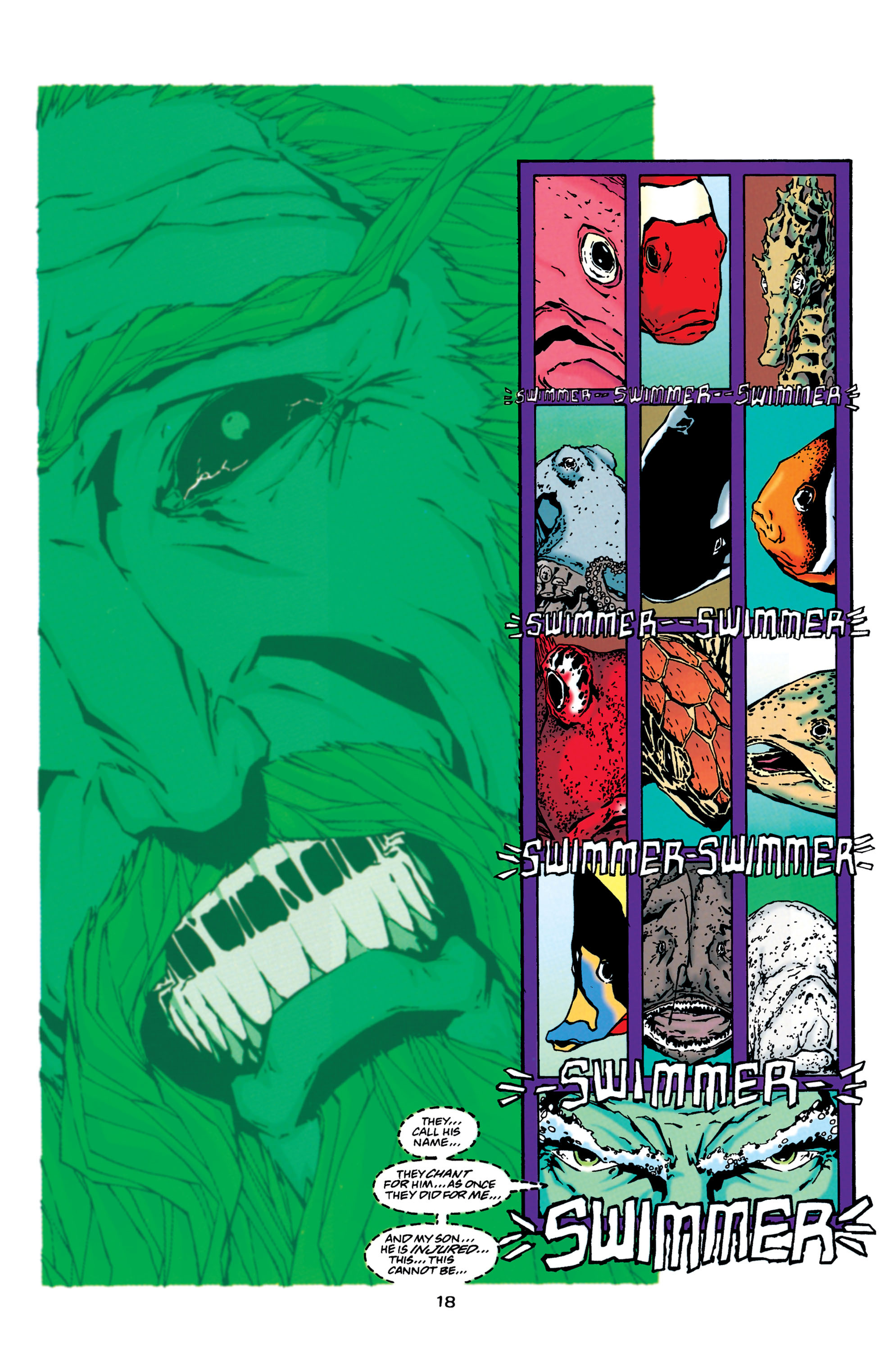 Read online Aquaman (1994) comic -  Issue #34 - 15