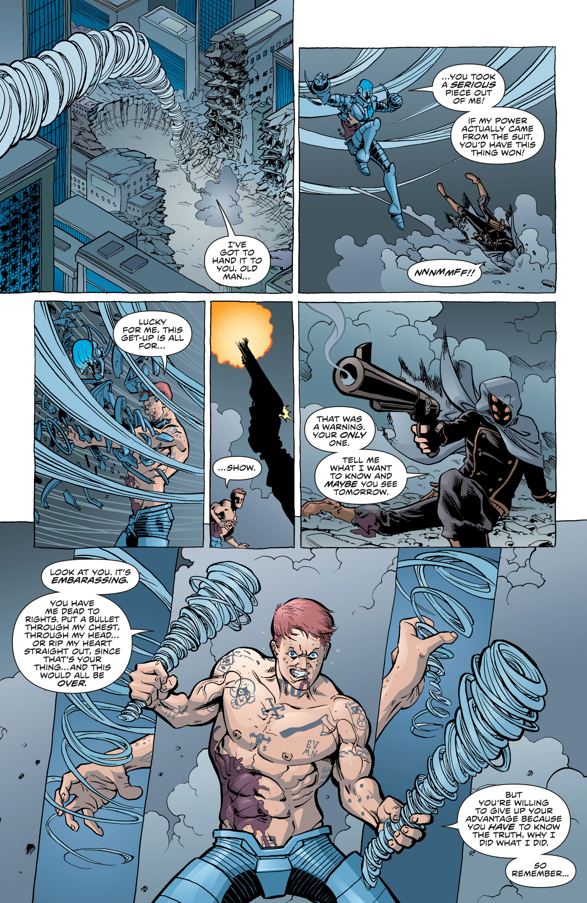 Read online Secret Identities comic -  Issue #7 - 23