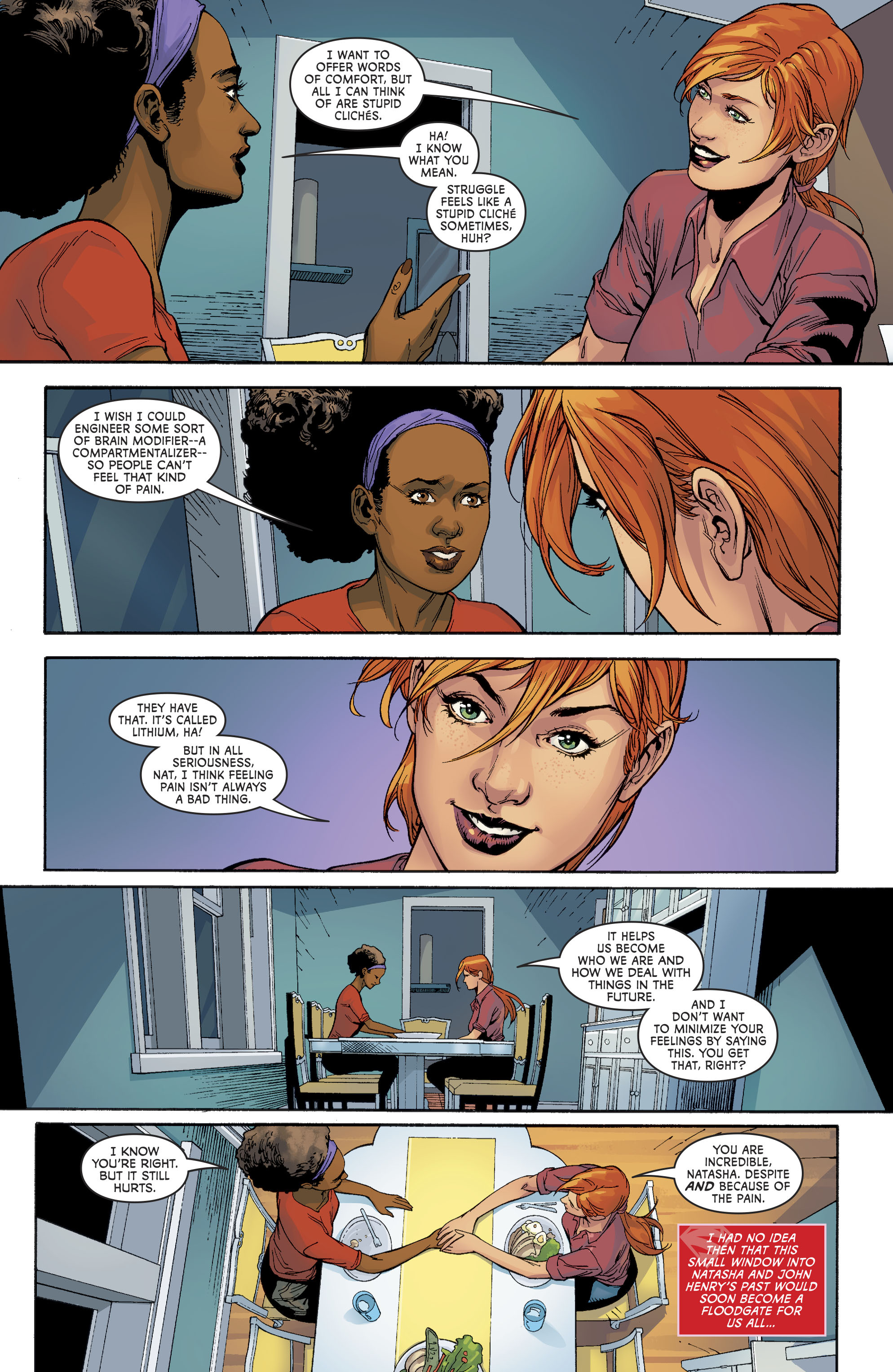 Read online Superwoman comic -  Issue #10 - 8