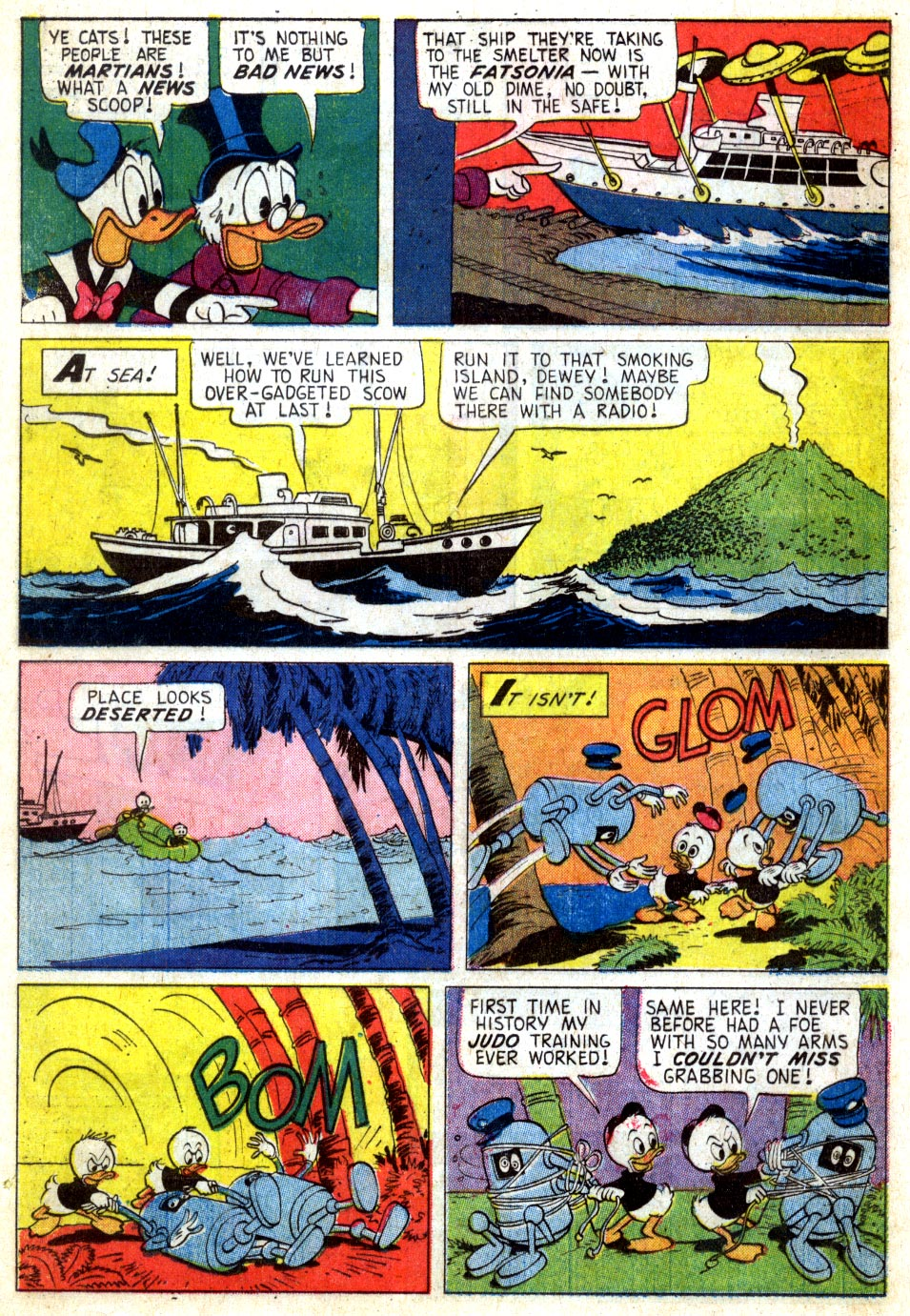 Read online Uncle Scrooge (1953) comic -  Issue #46 - 20