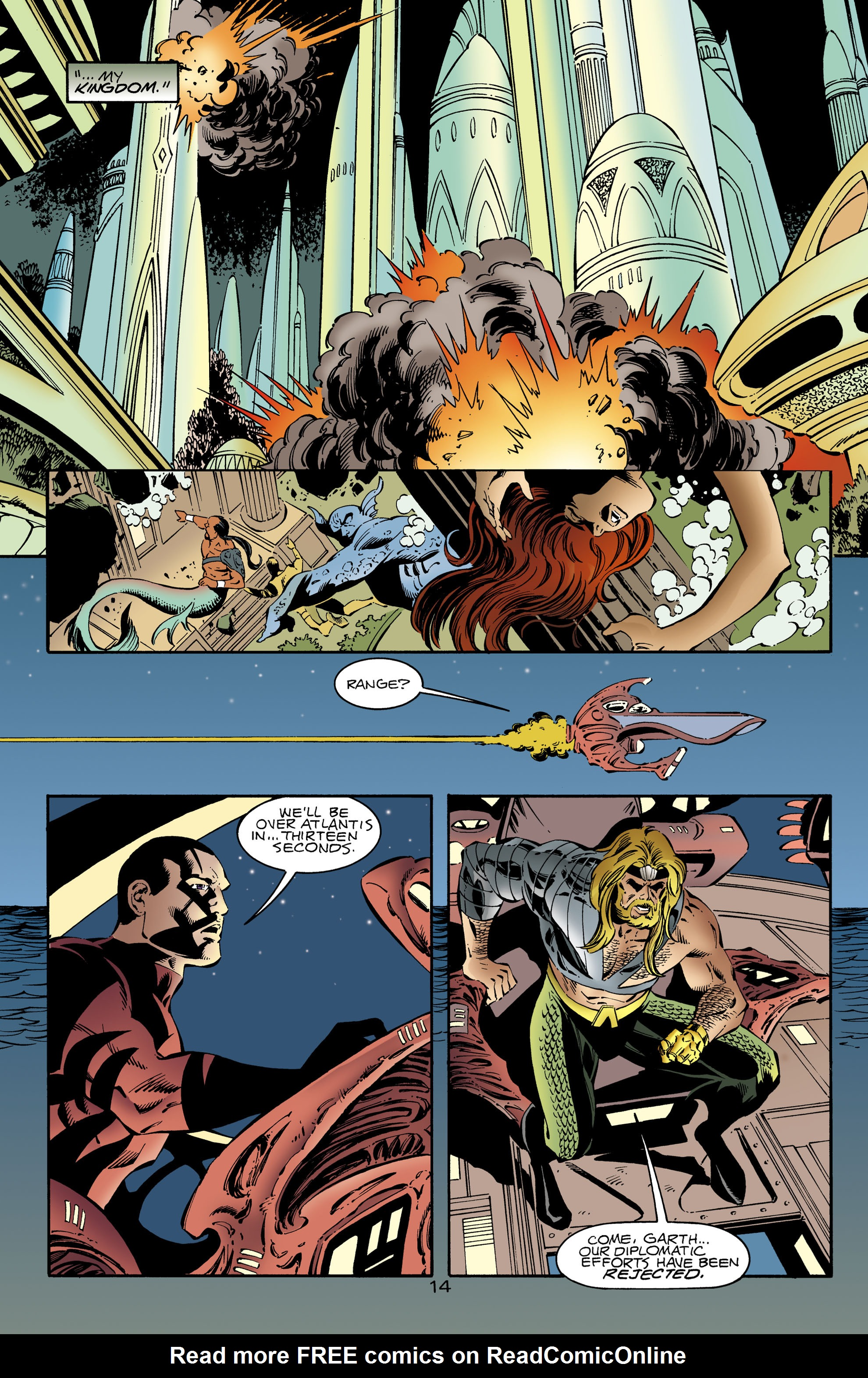 Read online Aquaman (1994) comic -  Issue #63 - 15