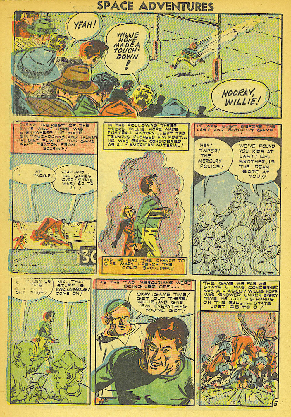Space Adventures (1952) issue 21 - Page 24