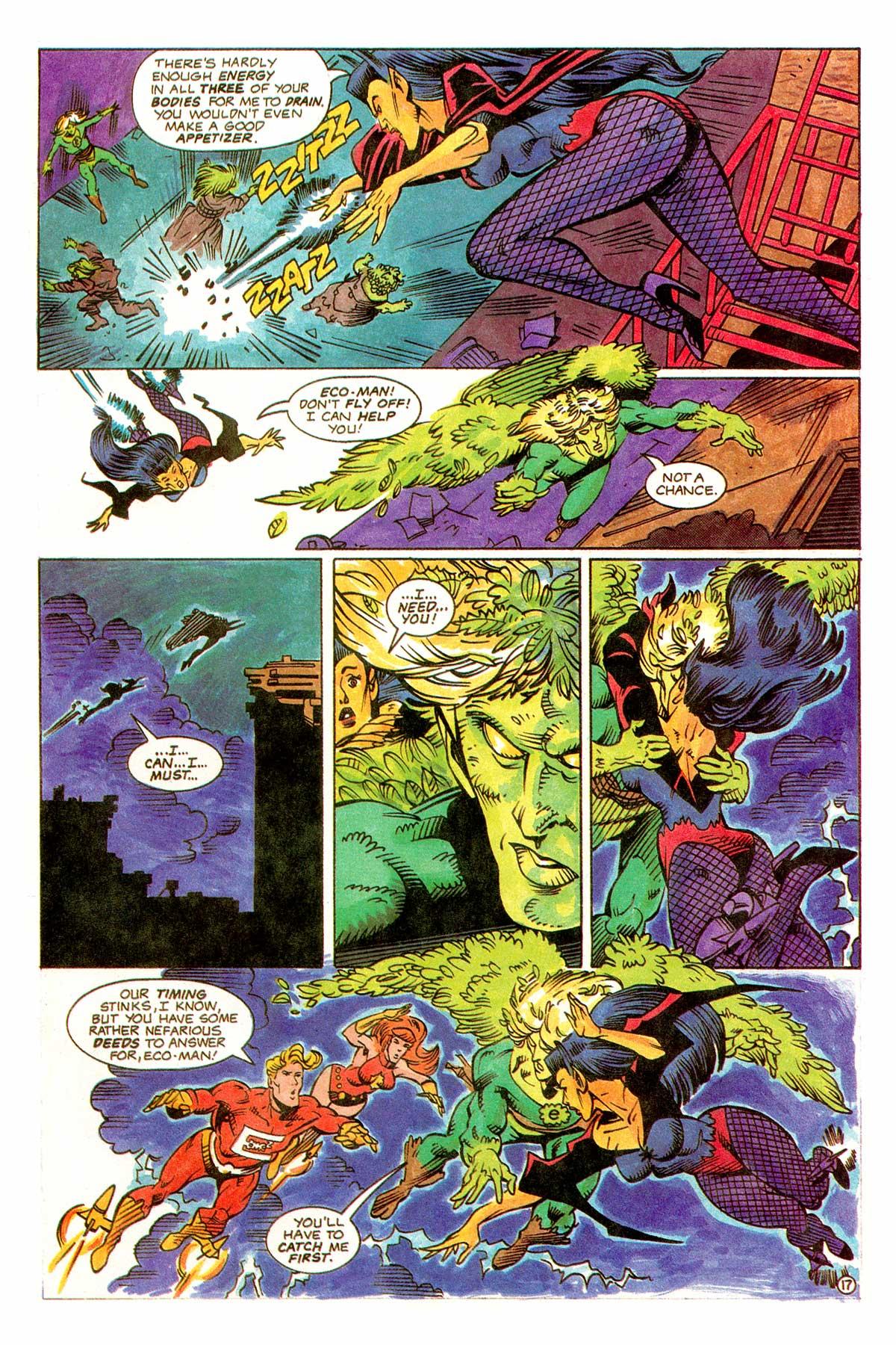 Read online E-man (1993) comic -  Issue # Full - 20