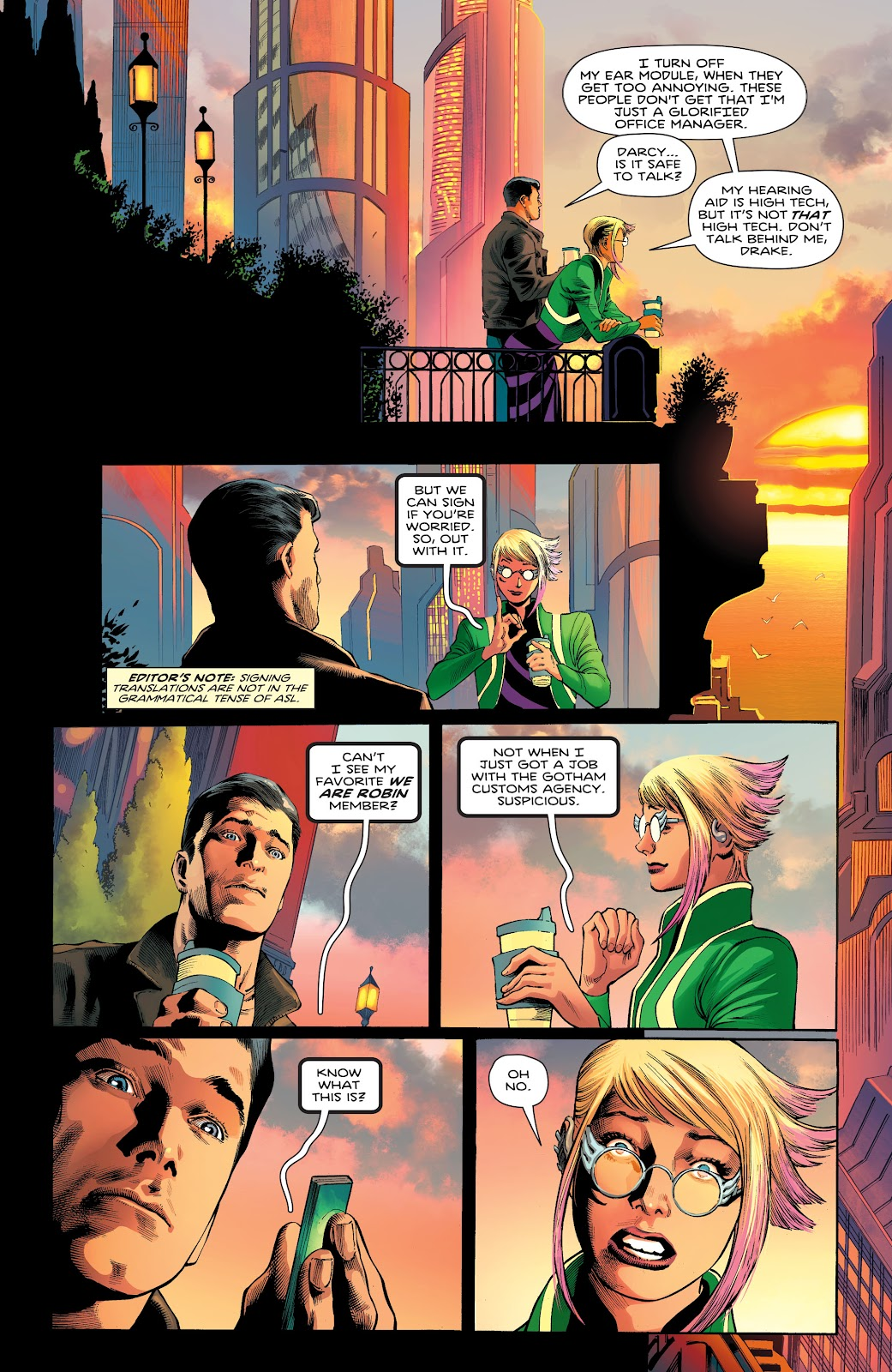 Future State: Robin Eternal issue 1 - Page 14