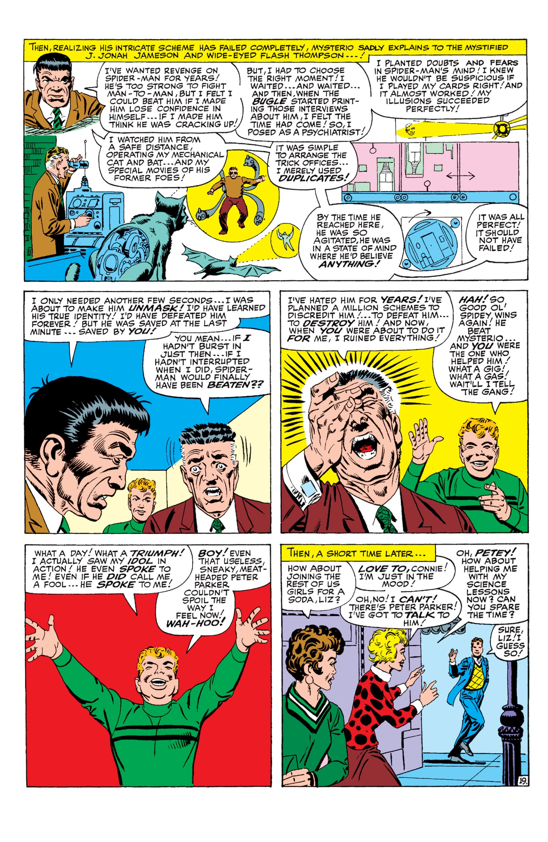 The Amazing Spider-Man (1963) 24 Page 19