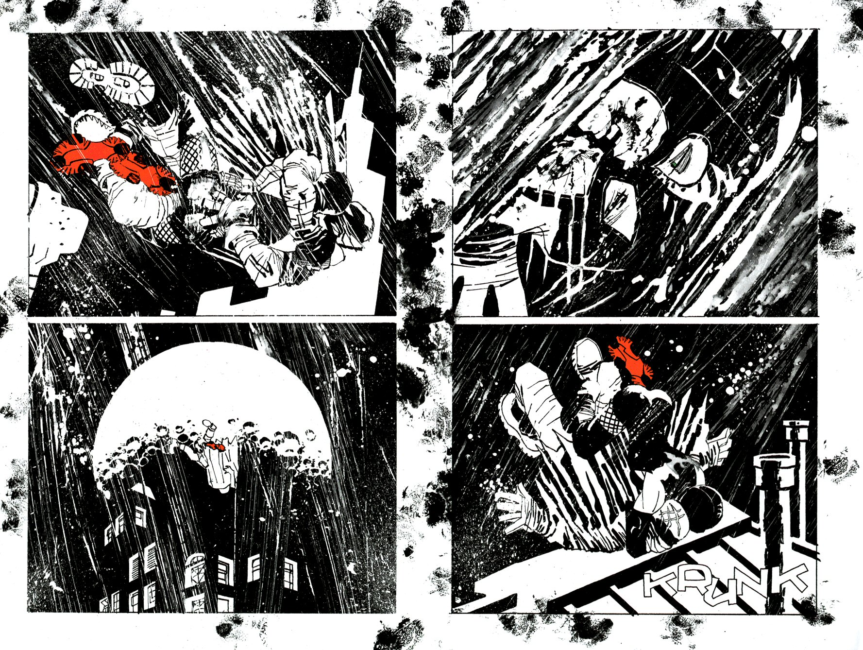 Read online Frank Miller's Holy Terror comic -  Issue # TPB - 27