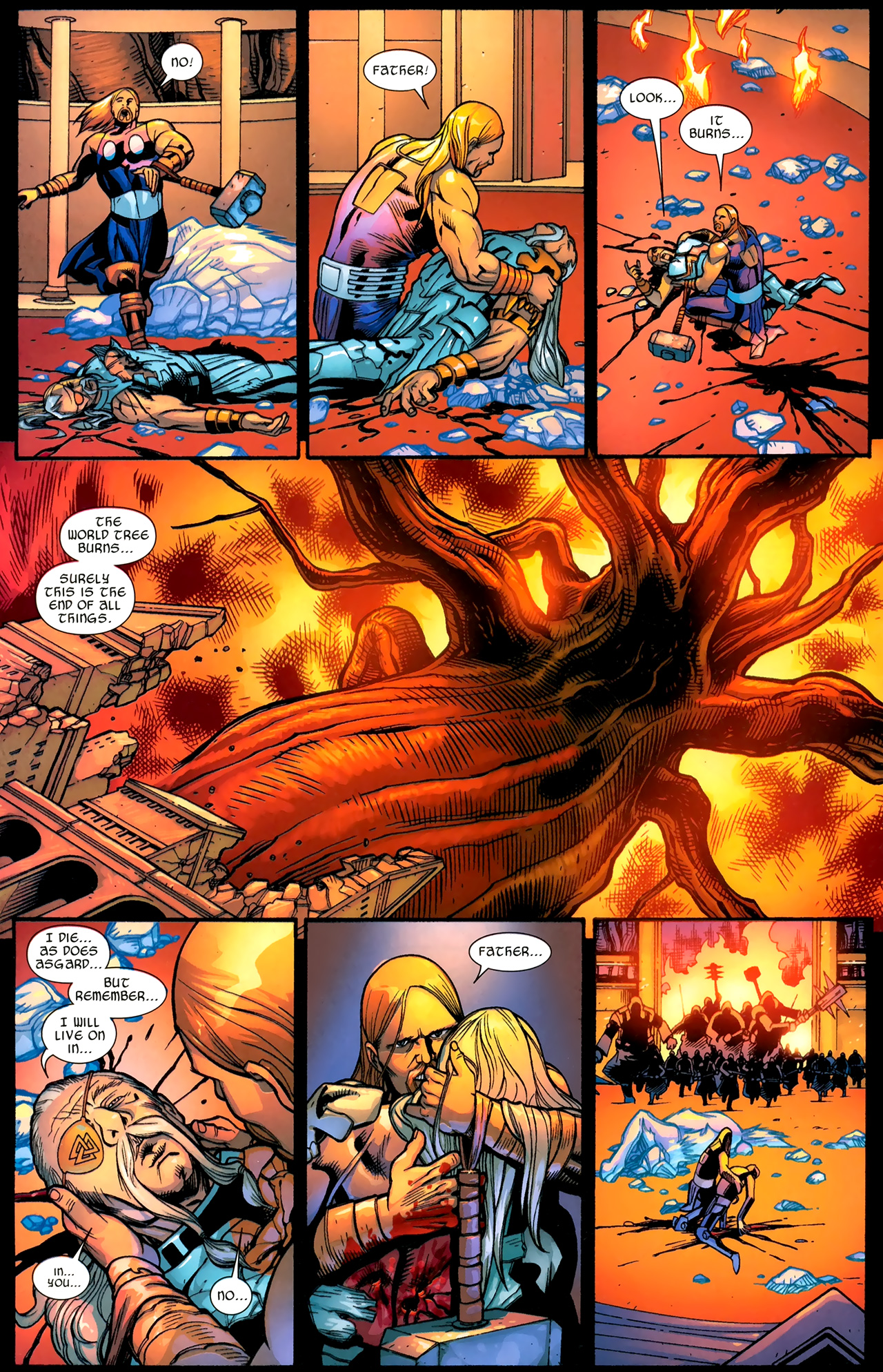 Read online Ultimate Thor comic -  Issue #3 - 21