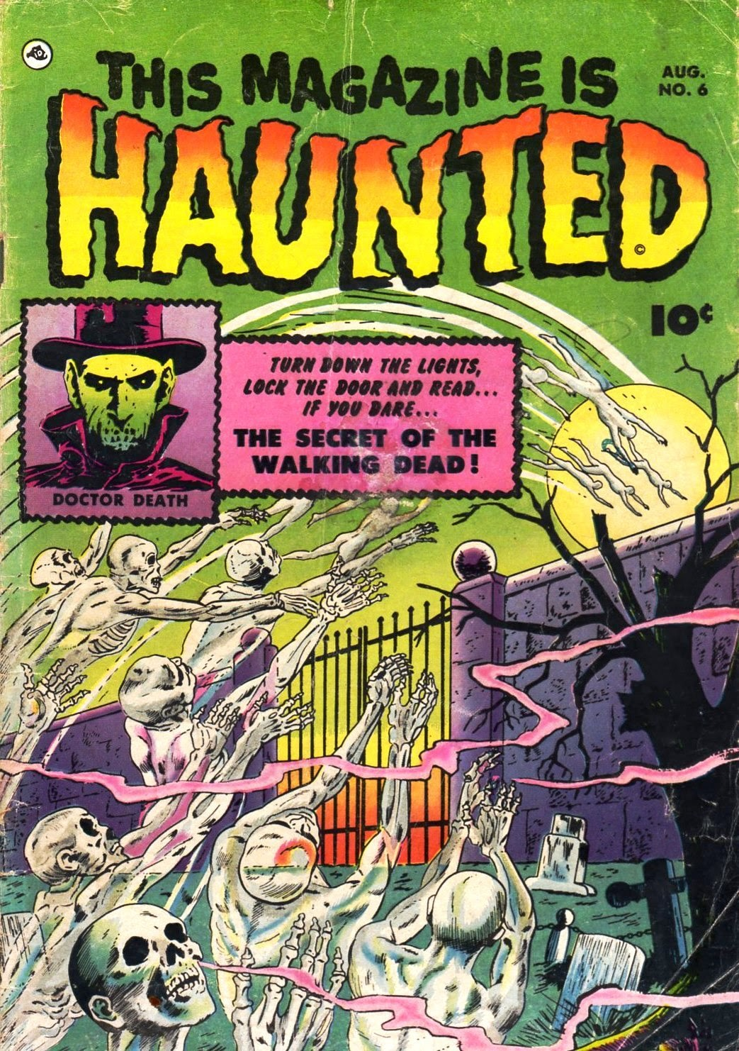 Read online This Magazine Is Haunted comic -  Issue #6 - 1