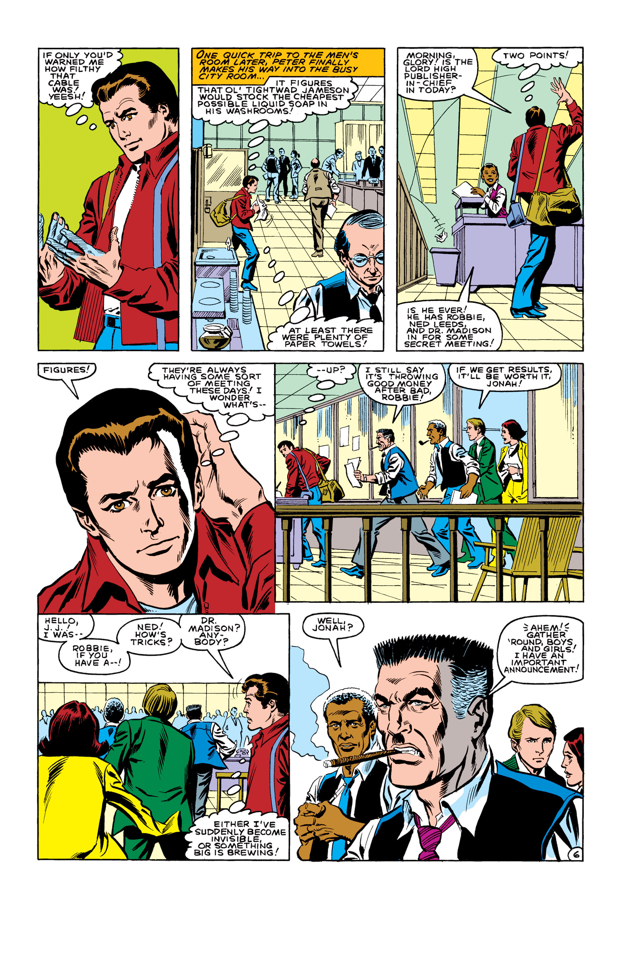 The Amazing Spider-Man (1963) 233 Page 6