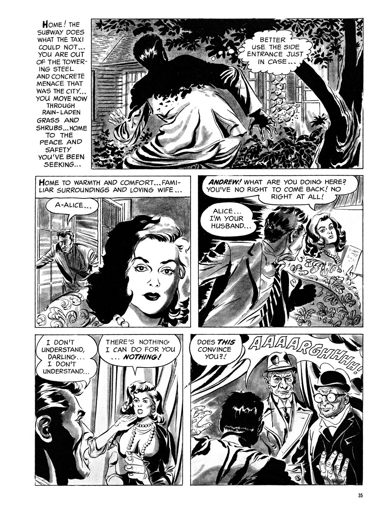 Read online Eerie Archives comic -  Issue # TPB 2 - 36