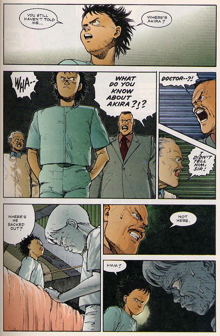 Read online Akira comic -  Issue #8 - 29