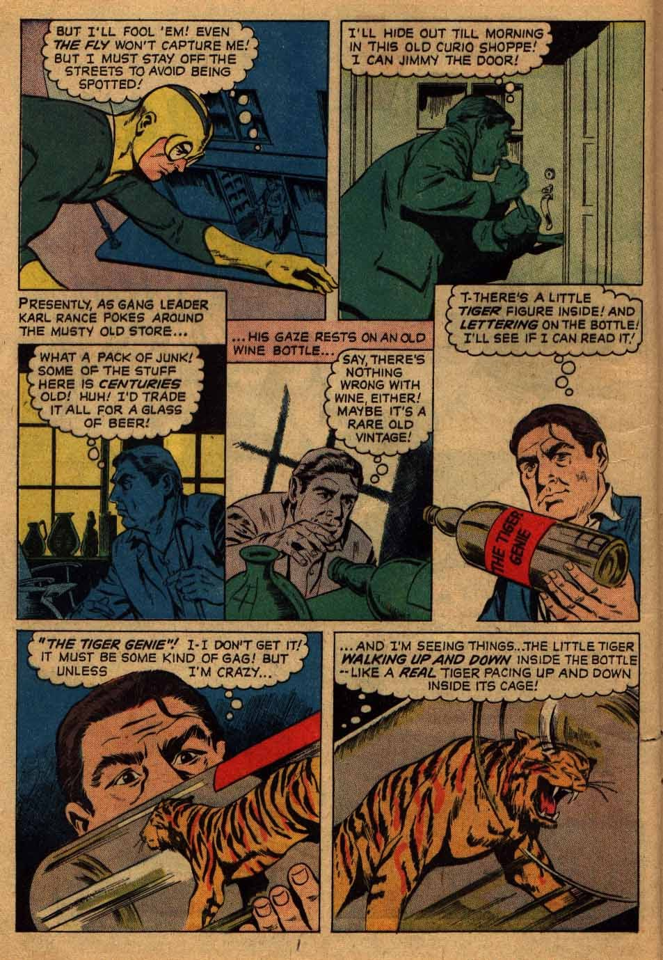 Adventures of the Fly issue 13 - Page 4